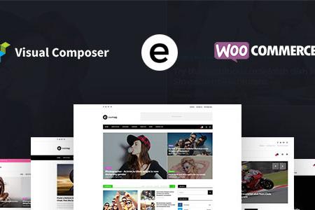 در این مطلب، 4 قالب رایگان وردپرس وب سایت envato.com رو برای شما آماده کردیم، که در ماه مارس 2018 به صورت رایگان عرضه شده.