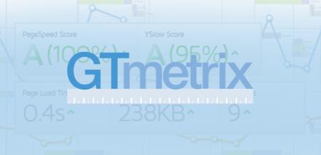 افزایش سرعت وب سایت در gtmetrix با آکادمی تبلیغاتی دیجیتال مارکتینگ سانی